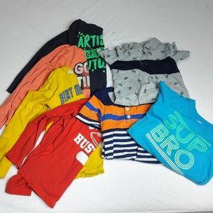 Boys bundle (17pcs and free more)